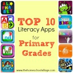 Top 10 Literacy Apps for Primary Grades
