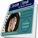 Circle Time {Scheduling the Homeschool Day}