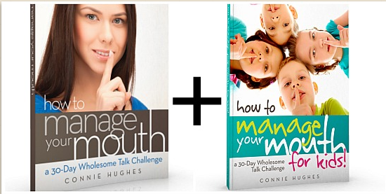 Manage your mouth with this excellent bundle deal. For mom and kids!