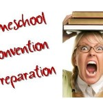 Homeschool Convention Printables