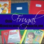 Frugal Options for Homeschool Curriculum