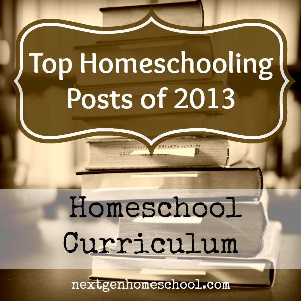 Great list of resources on how to choose curriculum