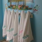 Organizing the Kids' Bathroom
