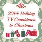 2014 Holiday TV Countdown to Christmas