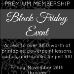Black Friday Sale on Meet Penny