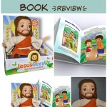 Jesus Sees Us Doll & Lesson Book {Review}