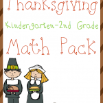 ThanksgivingK2MathCover