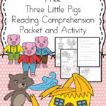 FREE 3 LITTLE PIGS READING COMPREHENSION PACK