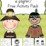 Make a Pilgrim Activity
