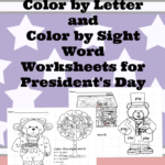 President's Day Worksheets